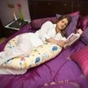 Подушка для беременных и кормящих мам фото