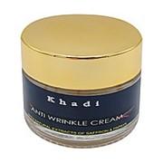 Крем для лица от морщин Шафран и папайя (anti age cream) Khadi | Кади 50г фото
