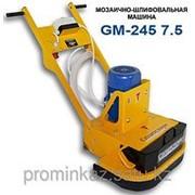 Мозаично-шлифовальная машина GM-245/2 - 75кВт Модель 310 фото