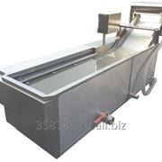 Моечная машина вентиляторного типа для овощей и фруктов фото