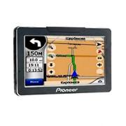 Спутниковые навигаторы, GPS навигатор Pioneer 4,3 дюйма фото