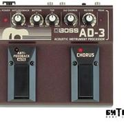 Гитарный процессор Boss AD3 фото