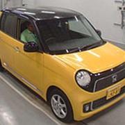 Хэтчбек турбо HONDA N ONE кузов JG1 модификация Premium Tourer L Package гв 2013 пробег 43 т.км желтый черный фото