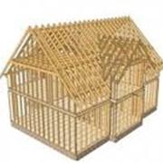 Дома каркасные деревянные в Астане фото