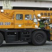 Краны колёсные KATO KR35H-V фото