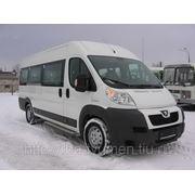 Микроавтобус Peugeot Boxer L4H2 (18+4) фото