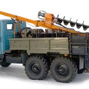 Машина бурильная БГМ-1М (шасси ЗИЛ-4334) фото
