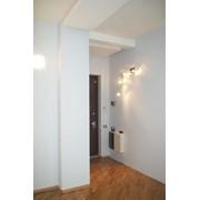 Шпатлевка стен по ГКЛ с проклейкой швов серпянкой фото