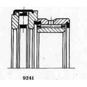 Подшипник 4-544207К роликовый радиальный с длиными цилиндрическими или игольчатыми роликами фото