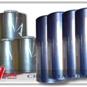 Термоусадочная плёнка ПВХ 200-450мм, 15-35мкм фото