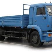 Бортовой КАМАЗ 65117,6х4 фото