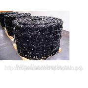 Цепь гусеничная экскаватора DOOSAN S400 фото