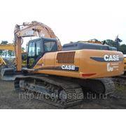 Гусеничный экскаватор Case CX350B фото