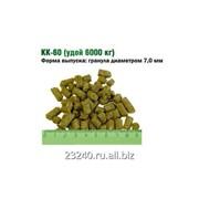 Комбикорм КК-60 для телят, удой 6000 кг, гранулы фото