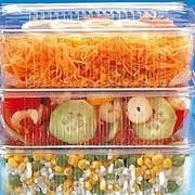 Контейнеры для упаковки холодных блюд, арт. X500G фото