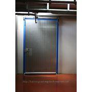 Ворота для холодильных складов, камер фото