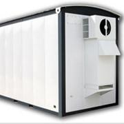 Блок-контейнер модульный телекоммуникационный БКМ фото