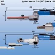 Ленточно-шлифовальное приводное устройство PBSA 5/160 HV oVA фото