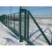 Откатные и распашные ворота фото