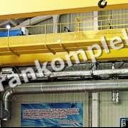 Краны мостовые электрические общепромышленные фото