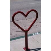 Велопарковка Heart-st фото