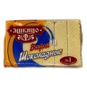 Вафли Яшкино Шоколадные 200г фото