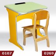 Стол детский 1-месний Фантазия 0107 фото