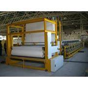 Машины и оборудование для производства нетканых материалов фото