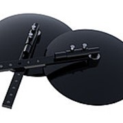 Окучник дисковый регулируемый, 390 мм для мотоблока фото