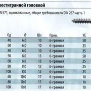 Шурупы с шестигранной головкой в Украине, Купить, Цена, Фото фото