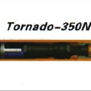 Пневмоударники высокого давления с коронками Торнадо 350 Н, инструмент для пневмоударного бурения фото