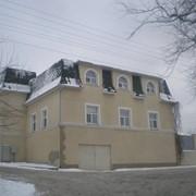Реконструкция части дома фото