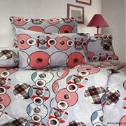 Семейный постельный комплект Т0151 фото