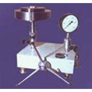 Модель МП–250 0.05. Грузопоршневой манометр МП-250 фото