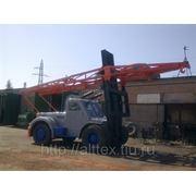 — Продаем погрузчик колесный фронтальный вилковый М-4008 фото