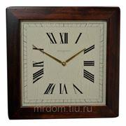 """Кантри"""" часы настенные, орех антик, 37*37см (811515) фото"""