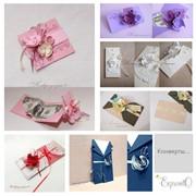 Свадебные коверты фото