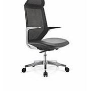 Кресло компьютерное Halmar GENESIS 2 (черный) фото