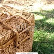 Корзины для пикника фото