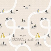 Портативный коврик Portable Лесные тропинки фото