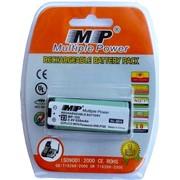MP-105 MultiplePower аккумулятор 2,4 В Ni-Mh Упаковка 1шт. для Panasonic фото