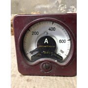 Амперметр М151 0-750 А фото