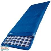 Спальный мешок High Peak Highland / +4°C (Right) blue фото