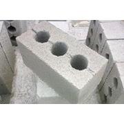 Шлакоблоки фундаментные фото