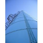 Сборно-разборные резервуары из стали, на болтах фото