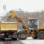 Вывоз и уборка снега фото