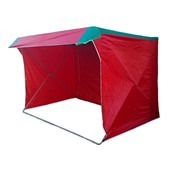 Изготовление и пошив тентов, шатров, укрытии к зонтам, палаткам торговым фото