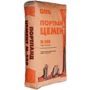 Цемент М-500 фото
