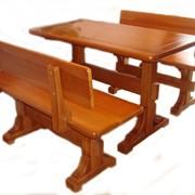 """Набор деревянной мебели """"Дионис"""""""