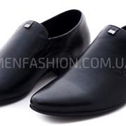 Туфли мужские VITTO ROSSI чёрного цвета 168 фото